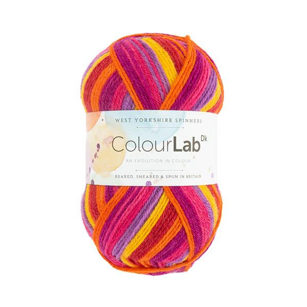 ColourLab DK – 100% British Wool (Stripes)