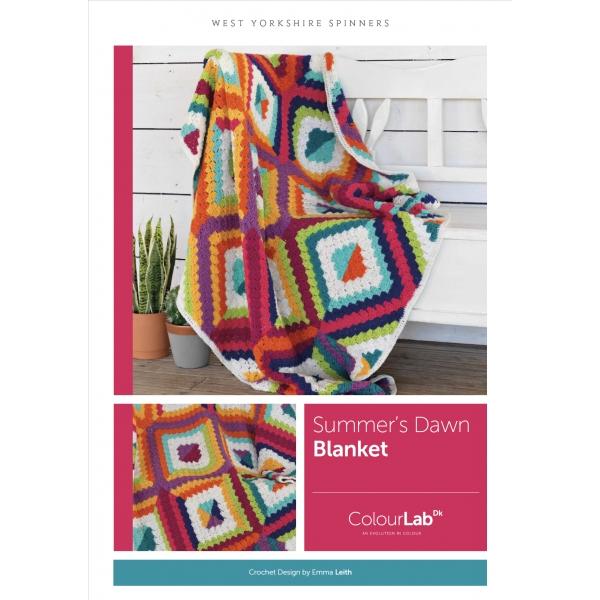 ColourLab – Summer's Dawn Blanket