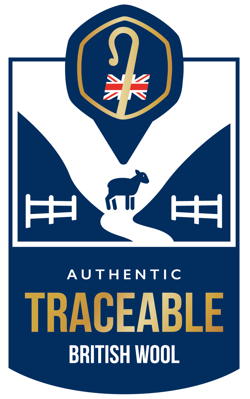 100% Traceable British Wool